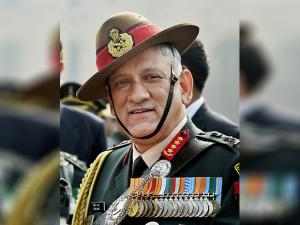 New Army Chief General Bipin Rawat addresses media after guard of honour