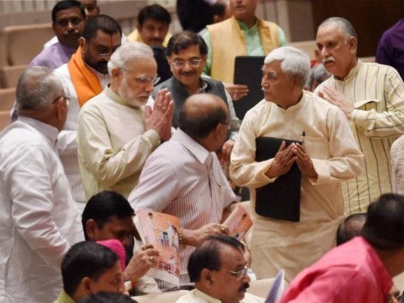 Prime Minister of India, Narendra Modi, Lok Sabha, Rajya Sabha, Parliament, BJP Parliamentary Board, New Delhi