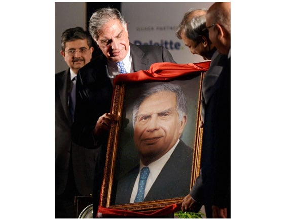 Ratan Tata, Bombay Management Association, BMA, Award