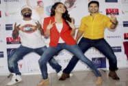 Varun Dhawan, Shardha Kapoor and Remo D' Souza