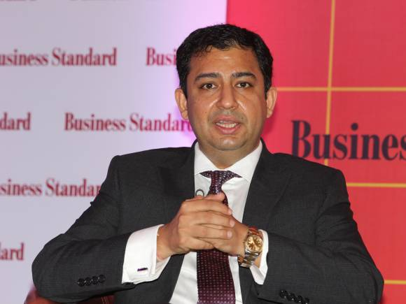 Reliance Mutual Fund, Sundeep Sikka, CEO, Business Standard, Business Standard Fund Cafe