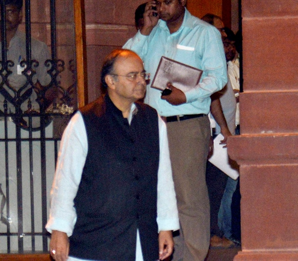 Union Finance Minister, Arun Jaitley, Cabinet meeting, PMO