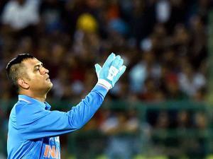 Cricket captain M S Dhoni