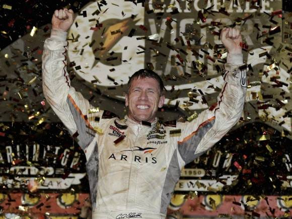 Carl Edwards, NASCAR Sprint Cup, Darlington, Southern 500