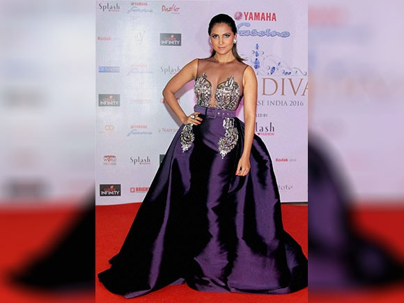 Miss Diva 2016, Lara Dutta, beauty pageant