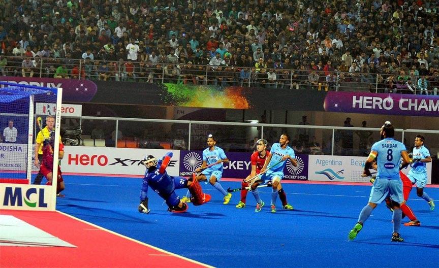 Hockey Champions Trophy 2014, hockey team captain of India, Sardar Singh, Belgium, quarterfinal, Chandanda Thimmaiah