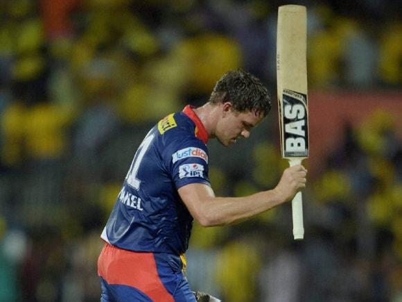 Albie Morkel, IPL, Pepsi IPL, Chennai Super King, Delhi Daredevil