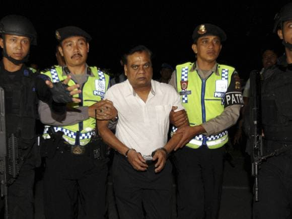 Chhota Rajan, Indonesia, Bali airport, Chhota Rajan Delhi, Chhota Rajan Arrest, Chhota Rajan CBI, Underworld don Chhota Rajan, Rajendra Sadashiv Nikalje