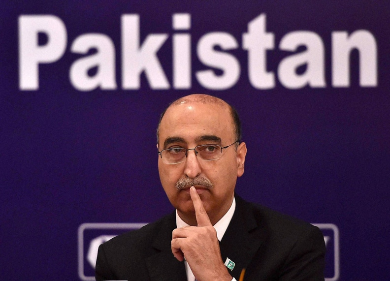 Pakistani, High Commissioner, India, Abdul Basit, CII luncheon, meeting, business, delegation, Pakistan