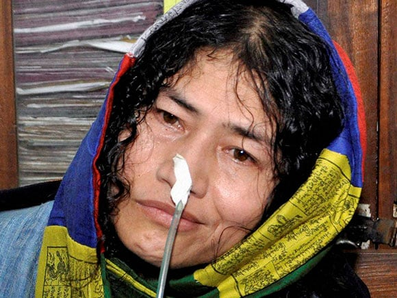 Iron Lady, Irom Sharmila, Sharmila, afspa, 16 years Fast