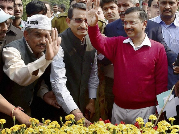 Delhi Chief Minister, Arvind Kejriwal, Tourism,  Festival, Inaugurate, 28th Garden Tourism Festival