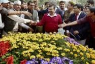 Kejriwal inaugrates 28th Garden Tourism Festival in Delhi