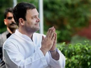 Congress Vice President Rahul Gandhi arrives for CWC meeting