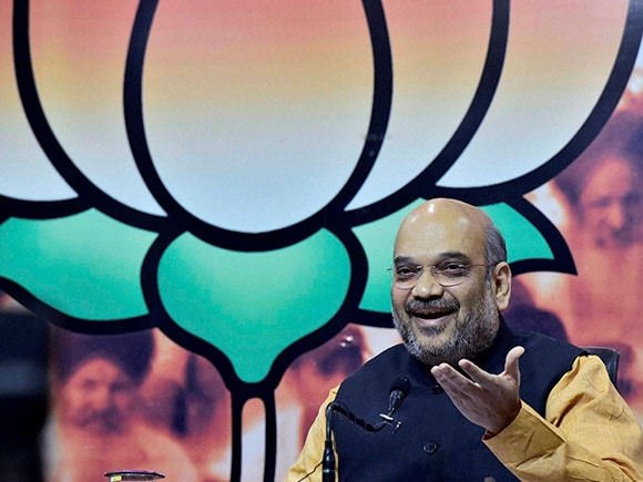 Amit Shah, BJP, Narendra Modi, Assam win, Sonowal, sarbananda, assembly election, assembly elections, assembly election 2016, assembly elections 2016, India assembly elections 2016, India assembly elections, assembly election news, upcoming assembly elections date, assembly elections date, assembly elections
