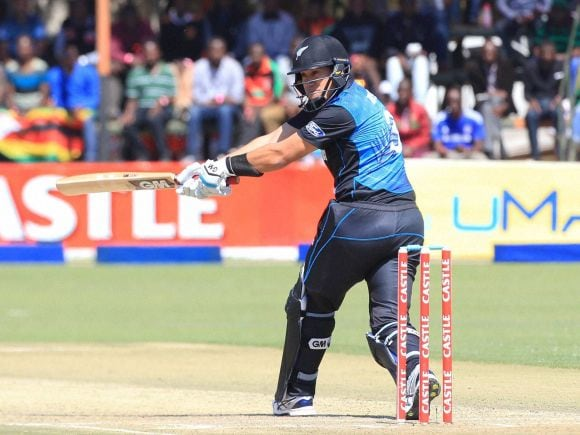 Ross Taylor, New Zealand, Zimbabwe, Harare