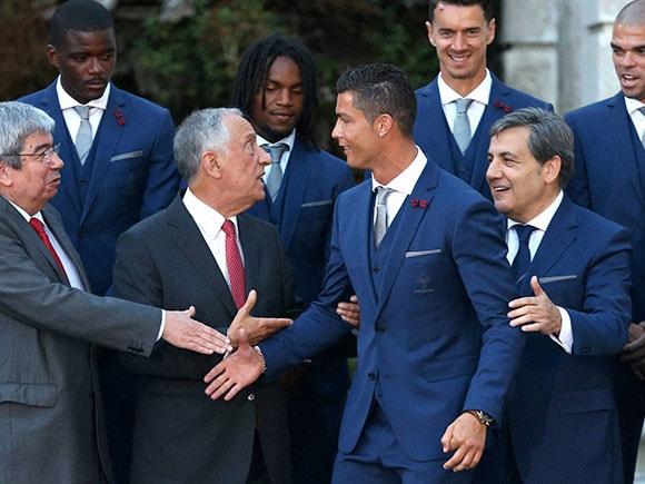 Euro Cup 2016, Euro Cup 2016 Schedule, Cristiano Ronaldo, Gianni Infantino, Real Madrid, Portugal Football Team, FIFA