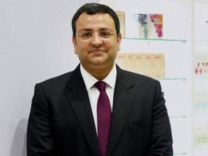 Chairman of Tata group, Cyrus Mistry at the launch of thier e-commerce platform 'Tata Cliq'