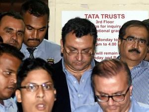 Ousted Chairman of Tata Sons, Cyrus Mistry