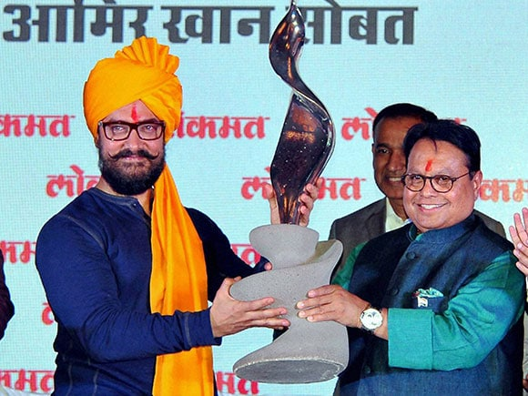 Dangal, Lokmat, Aamir Khan, Kolhapur