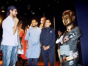 Aamir Khan at Bharatiya Jain Foundation programme