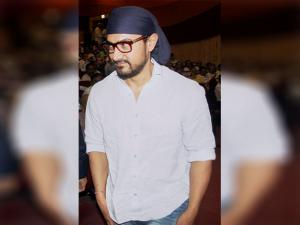 Aamir Khan at Bharatiya Jain Foundation programme in Pune