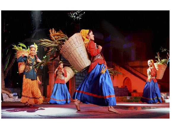 Lokrang 2015, dance festival in Bhopal, Lokrang, Day 29th January