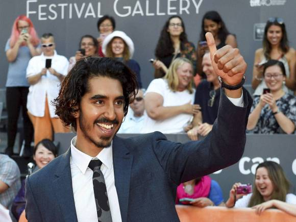 Dev Patel, The Man Who Knew Infinity, Toronto International Film Festival