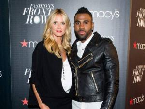 Heidi Klum and Jason Derulo