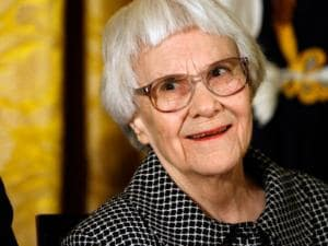 Harper Lee (April 28, 1926- February 19, 2016)