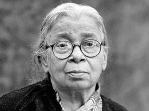 Mahashweta Devi (January 14, 1926- July 28, 2016)