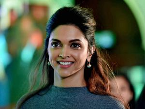 Deepika Padukone during Dobara Poocho mental health awareness campaign
