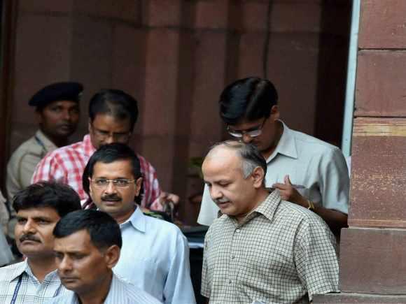 Arvind Kejriwal, Kejriwal, Arun Jaitley, Manish Sisodia, Finance Minister of India, Delhi Chief Minister, Delhi, New Delhi