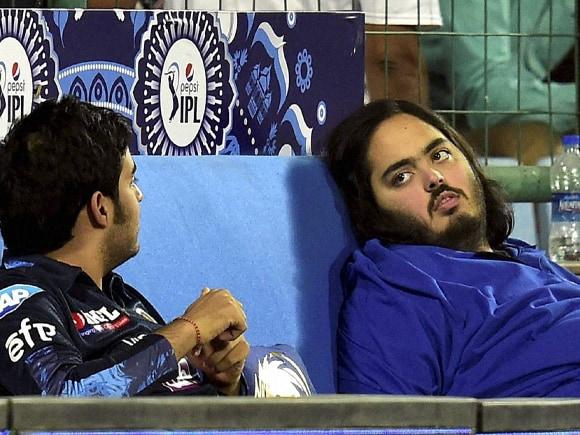 Mukesh Ambani, IPL, Pepsi IPL, Delhi Daredavils, Mumbai Indians, MI