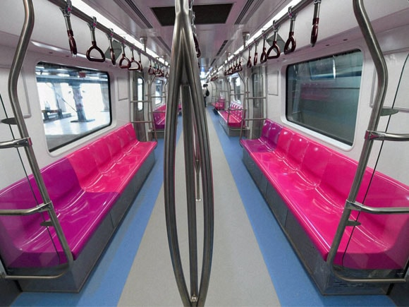 delhi metro soon be entering the club of driverless metro trains system photo gallery. Black Bedroom Furniture Sets. Home Design Ideas