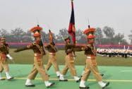 Delhi Police Raising Day Parade
