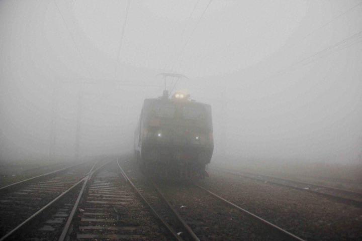 Delhi,new delhi, 2.6 degree, cold, foggy, foggy weather, heavy fog, Tourist, taj mahal