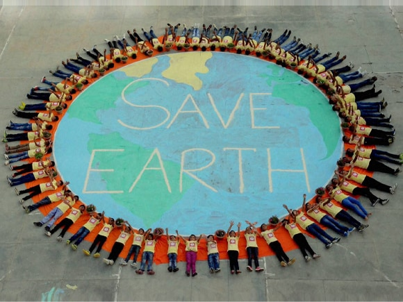 Earth Day, Environment, Moradabad, Uttar Pradesh, World Earth Day
