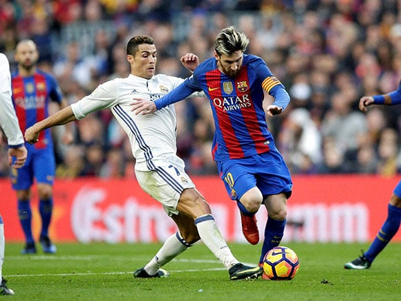el clasico, Spanish La Liga, Lionel Messi, Cristiano Ronaldo, Real Madrid vs Barcelona, Real Madrid, Barcelona