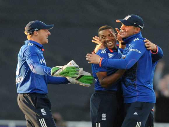 Chris Jordan, Jos Butler, Alex Hales, England, New Zealand, ODI, Birmingham