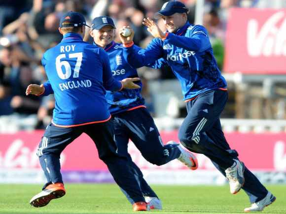 Joe Root, Jason Roy, England, New Zealand, ODI, Birmingham