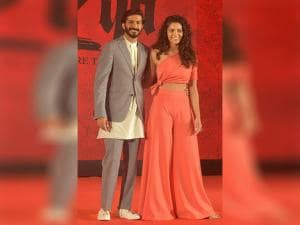 Harshvardhan Kapoor and Saiyami Kher