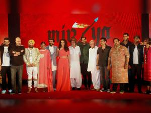 music launch of film 'Mirzya'