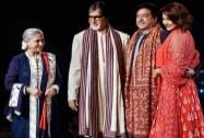 Amitabh Bachchan, Sonakshi Sinha, Jaya Bachchan, Shatrughan Sinha