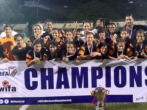 FC Pune wins WIFA Women's Championship 2017