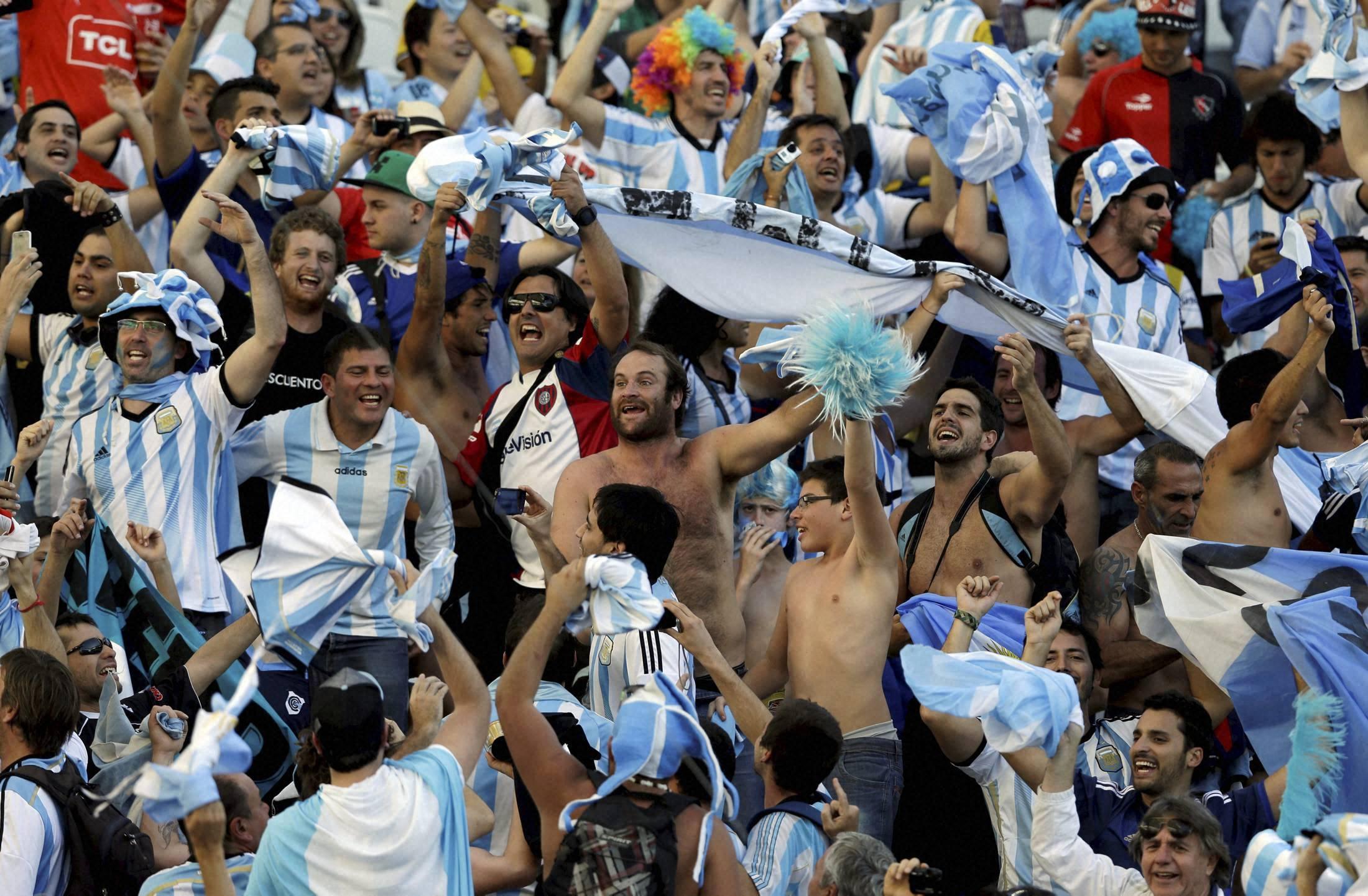 Argentina, Switzerland, Itaquerao Stadium, Sao Paulo, Brazil, quarterfinals