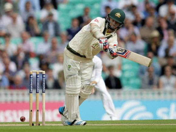 Chris Rogers, Ashes Test, England, Australia, Oval cricket ground, London