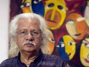 Filmmaker Adoor Gopalakrishnan during the celebration of his 50 years in Indian Cinema