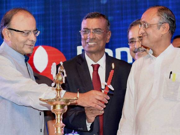 Chandra Shekhar Ghosh, CEO of Bandhan bank, Finance Minister of India, Jaitley, Bandhan Bank, Kolkata