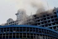 Fire at New Secretariat building in Kolkata