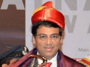 Vishwanathan Anand conferred with Hridaynath Award_02.